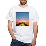 68.infinite road. . ? White T-Shirt