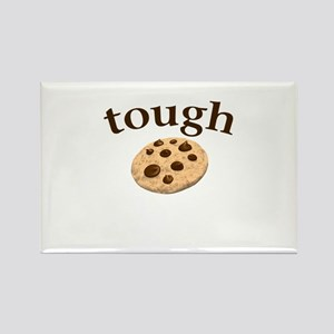 Touch Cookie Rectangle Magnet