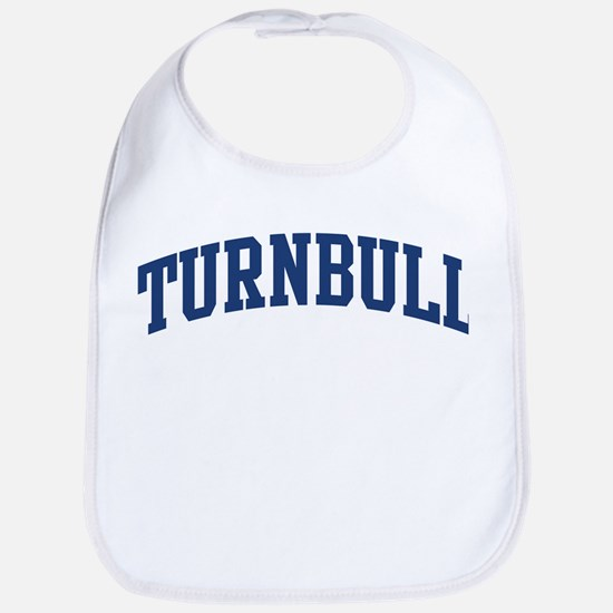 TURNBULL design (blue) Bib