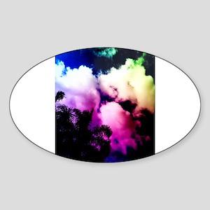 floridacloudslg Sticker