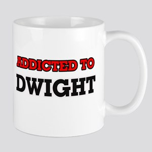 Addicted to Dwight Mugs