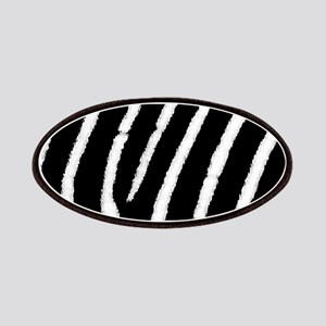 Zebra Print Patch