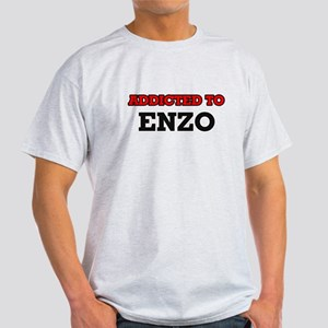 Addicted to Enzo T-Shirt