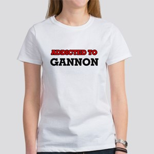 Addicted to Gannon T-Shirt