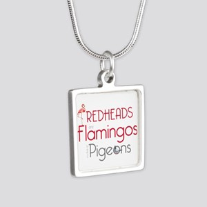 Redheads are Flamingos Necklaces