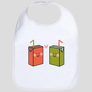 Juice Boxes Bib