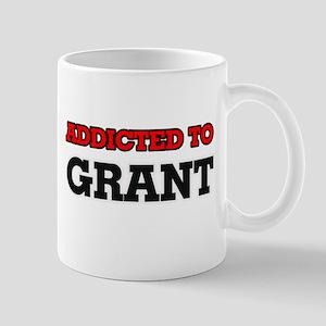Addicted to Grant Mugs