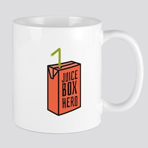 Juice Box Hero Mugs