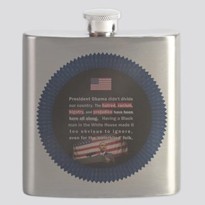 Racism in USA Flask