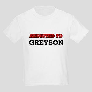 Addicted to Greyson T-Shirt