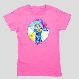 Love an Alpaca T Shir T-Shirt