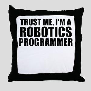 Trust Me, I'm A Robotics Programmer Throw Pill
