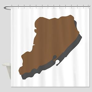 Staten Island Shower Curtain