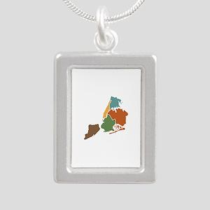 Five Boroughs New York Necklaces