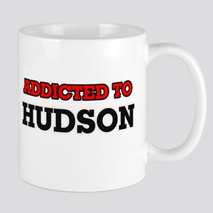 Addicted to Hudson Mugs