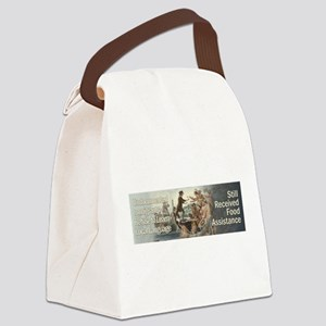 Undocumented Immigrants Canvas Lunch Bag