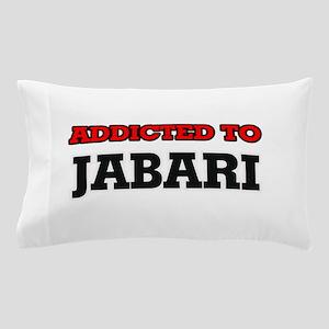 Addicted to Jabari Pillow Case