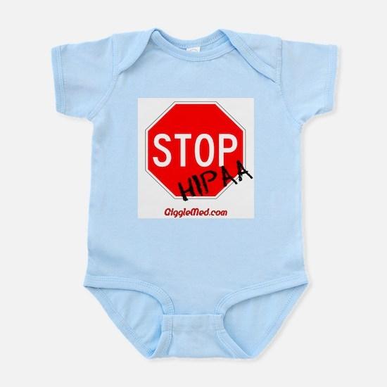 Stop HIPAA Infant Bodysuit
