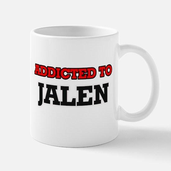 Addicted to Jalen Mugs