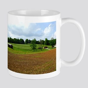 View From the French Lick Scenic Railway Mugs