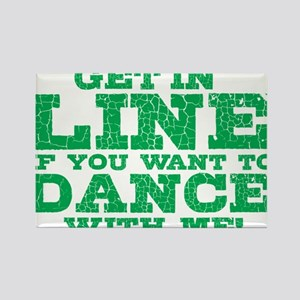 Get In Line Dance Fun Magnets