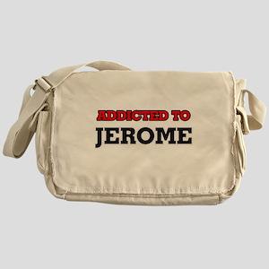 Addicted to Jerome Messenger Bag