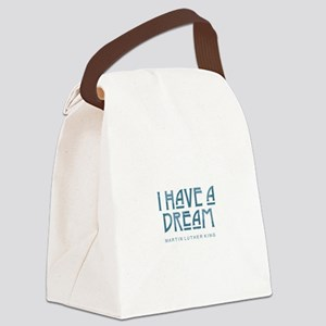 I Have a Dream Canvas Lunch Bag
