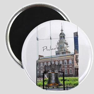 Philadephia_LibertyBell_Independe Magnets