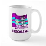Bongolesia Large Mug