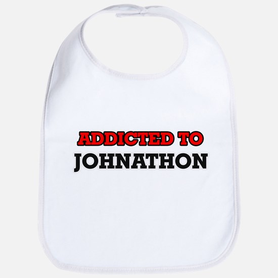 Addicted to Johnathon Bib