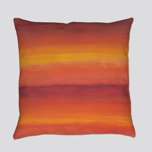Arizona Sunset Everyday Pillow