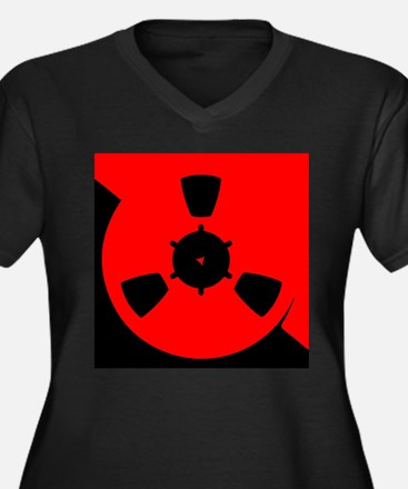 Reel of Tape Plus Size T-Shirt