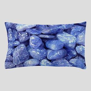 tribal bohemian turquoise gemstone Pillow Case