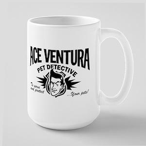 Ace Ventura Pet Detective Large Mug Mugs