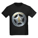 Badge Kids Dark T-Shirt