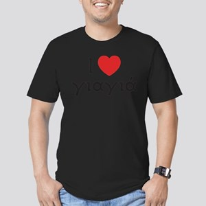 I Love Heart Yiayia Women's T-Shirt (light) T-Shir