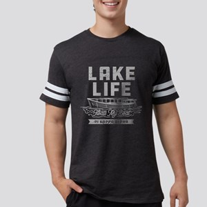 Pi Kappa Alpha Lake Mens Football Shirt
