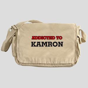 Addicted to Kamron Messenger Bag