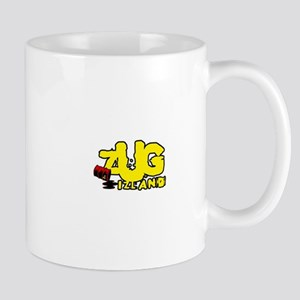 Zug Izland Mugs
