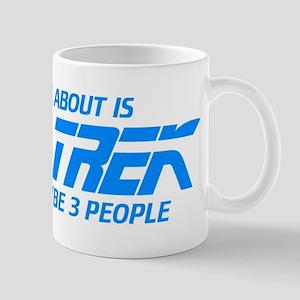 All I Care About is Star Trek 11 oz Ceramic Mug
