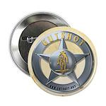 """Gutshot Badge 2.25"""" Button (100 pack)"""