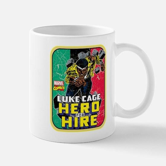 Classic Luke Cage Wall Break Mug