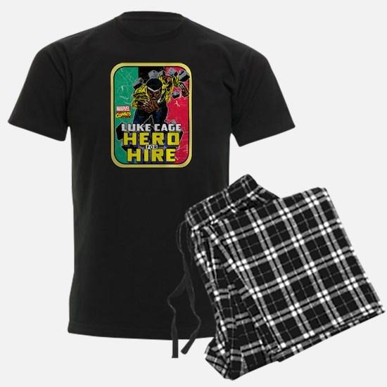 Classic Luke Cage Wall Break Pajamas
