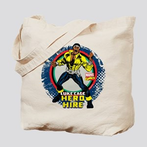 Luke Cage Classic Grunge Tote Bag