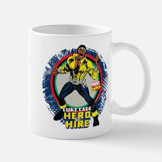 Luke Cage Classic Grunge Mug