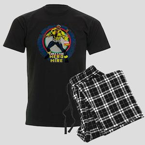 Luke Cage Classic Grunge Men's Dark Pajamas