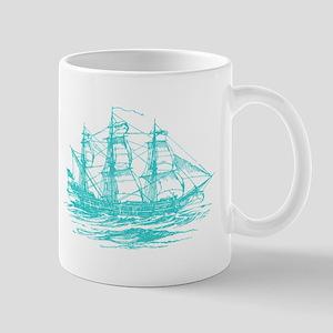 Clipper Ship Mugs