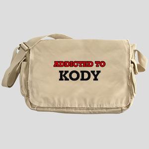Addicted to Kody Messenger Bag