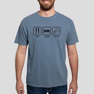 Eat Sleep Yo-Yo White T-Shirt