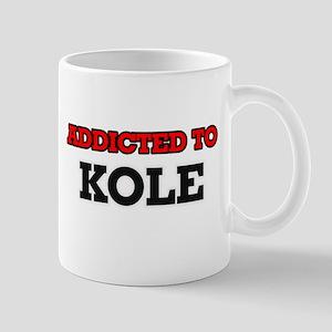 Addicted to Kole Mugs